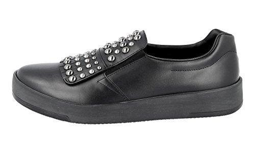 Prada Heren 4d3042 234 F0002 Lederen Sneaker