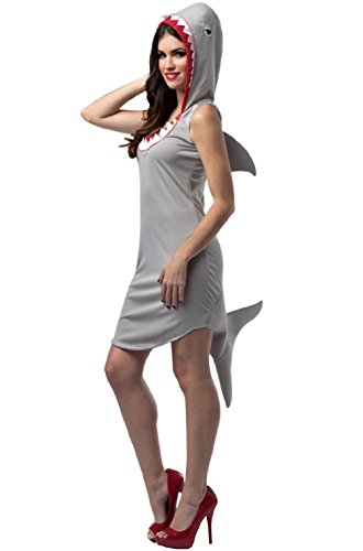 Shark Dress Up Animal Teen (Little Bo Peep Teen Costume)