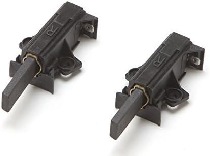 DREHFLEXMK17-2 cepillos de carbón/con lija de carbón para varios Lavadoras Selecto FHP o ACC-Motor para Bosch/Siemens 173028/ Bauknecht/Whirlp.481236248444-para AEG/Electrolux /50265480009,4006020343