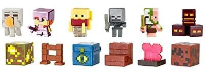 Mattel Minecraft Nether Biome Pack Mini Figure by Mattel
