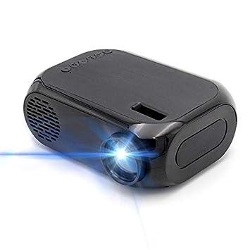 LISHUANG BLJ-111 1920x1080 800 lúmenes LCD Mini proyector portátil ...