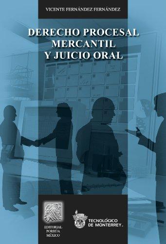 Descargar Libro Derecho Procesal Mercantil Y Juicio Oral Vicente Fernández Fernández