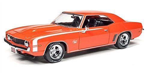 1:24 1969 Chevrolet Camaro (1969 Camaro Diecast compare prices)