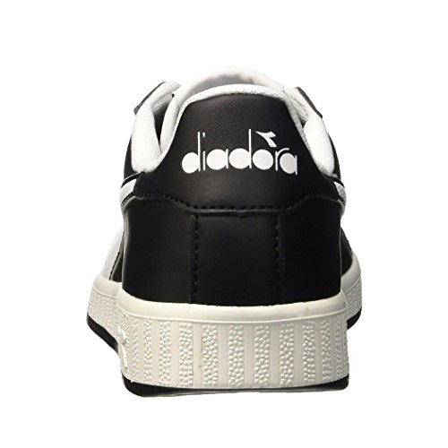 NERO 160281 Unisex Game 36 BIANCO P C0351 Sneakers Diadora PR0qnv4