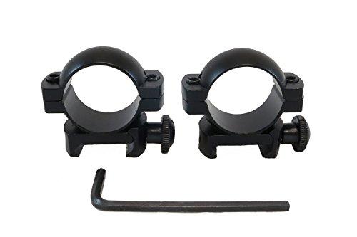 low profile picatinny rings - 2