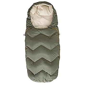 Saco de dormir para cochecito de Voksi, modelo verde de aurora boreal: Amazon.es: Bebé