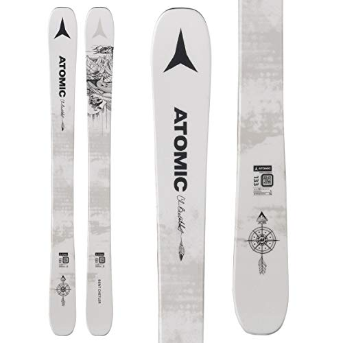 - Atomic Bent Chetler Mini Kids Skis 2019-143cm