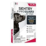 Sentry Fiproguard Squeeze - on Dogs 45 - 88 Lbs 3pk