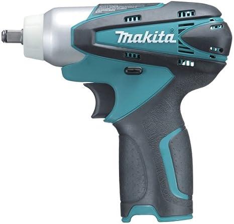 Makita TW100DZ - Atornillador inalámbrico sin cable, 10.8 V