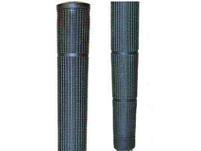 Tacki-Mac Arthritic Serrated Oversize (+3/32) Golf Grip Kit (13 Grips, Tape, Clamp), Outdoor Stuffs
