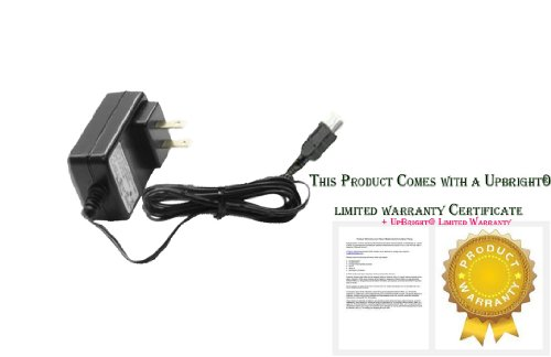 Price comparison product image UpBright NEW Global AC / DC Adapter For Infant Optics DXR-8 DXR8 WIRELESS VIDEO BABY MONITOR Power Supply Cord Cable Charger Input: 100V - 120V AC - 240 VAC 50 / 60Hz Worldwide Voltage Use Mains PSU(Only For Monitor Unit)