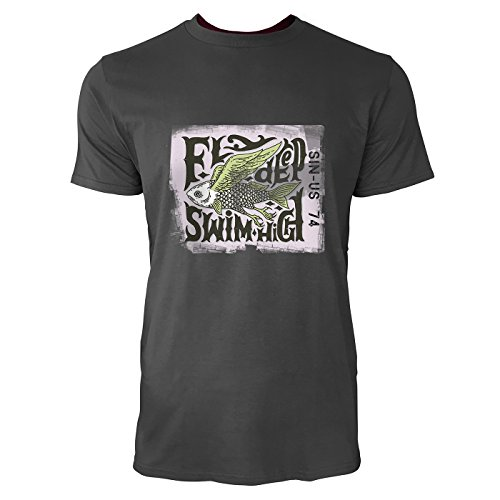 SINUS ART® Fliegender Fisch