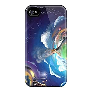 For MichelleNCrawford Iphone Protective Case, High Quality For Iphone 4/4s Little Prince Skin Case Cover