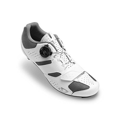 Giro Savix - Zapatillas Mujer - Negro 2018 White/Titanium