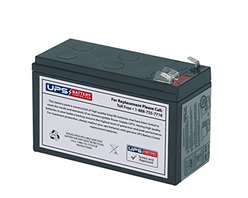 APC Back-UPS NS 600VA BN600 Compatible Replacement Battery by UPSBatteryCenter