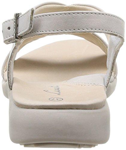 Cassé Space Blanc Women's Luxat Sandals Blanc Z06AHAWn