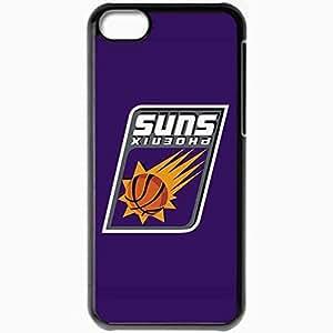 XiFu*MeiPersonalized iphone 4/4s Cell phone Case/Cover Skin Nba Phoenix Suns 5 Sport BlackXiFu*Mei