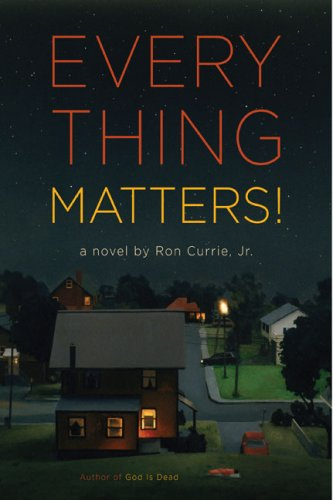 Everything Matters!: A Novel pdf epub