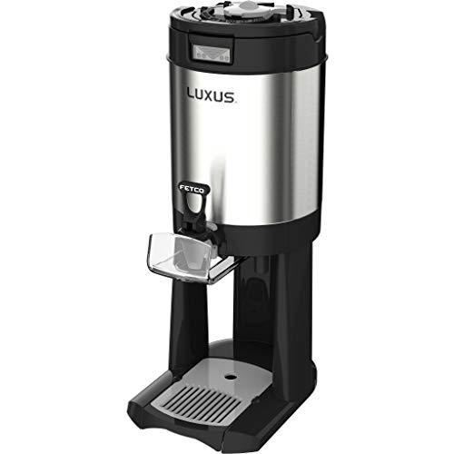 Fetco 1.0 Gallon L4D-10 LUXUS Thermal Coffee Dispenser Server D448