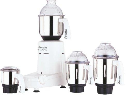 Preethi Eco Plus 4 Jar Mixer Grinder 110 Volts -  Preethi 1.75l Jar
