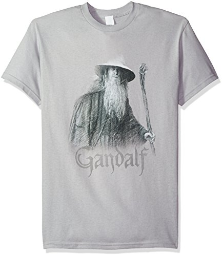 Trevco Men's the Lord of the Rings Gandalf the Grey T-Shirt