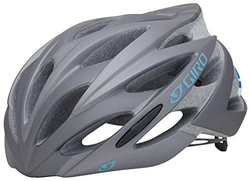 Cheap Giro Sonnet Helmet – Women's Matte Titanium / Blue Easy Living Small