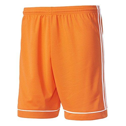 Squadra white 17 Short Orange Adidas Rvqfaxw5n