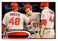2012 Topps #446 Mike Trout Baseball Card