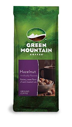 Green Mountain Coffee Hazelnut 12 OZ