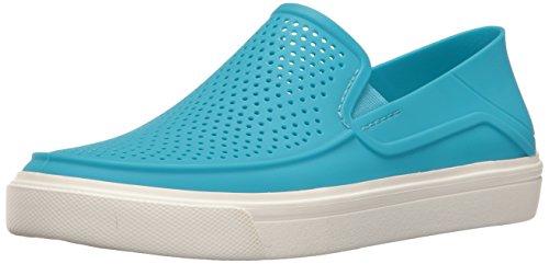 crocs Women's Citilane Roka Slip-On W , Electric Blue, 11 M US -
