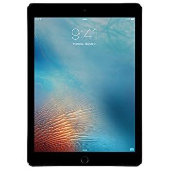 iPad Pro 9.7-inch  (128GB, Wi-Fi + Cellular,  Space Gray) 2016 Model