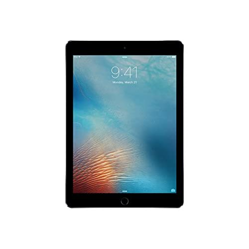 iPad Pro 9.7-inch  (256GB, Wi-Fi + Cellular,  Space Gray) 2016 Model