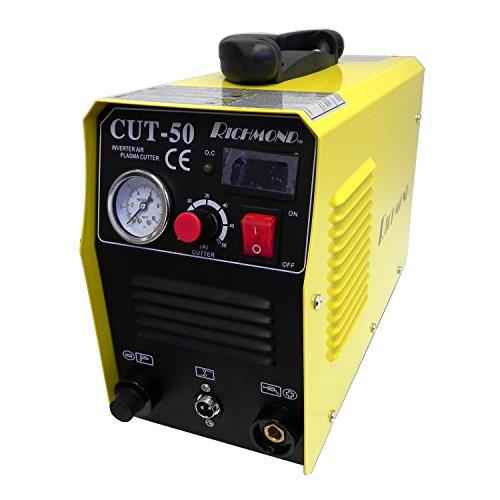 Richmond Cut50 Air Inverter Plasma Cutter 110v 220v 50a