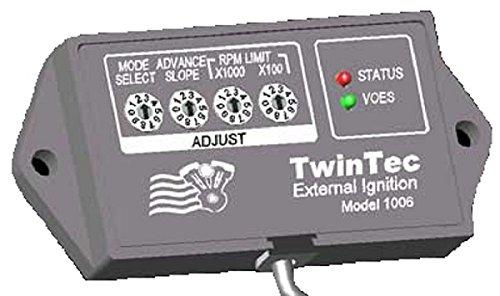 Daytona Twin Tec External 7-Pin Ignition Module Model 1006 for Harley Davidson (Module Ignition External)