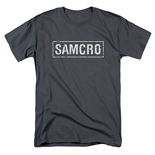Sons of Anarchy TV Show Samcro Adult T-Shirt Tee XL