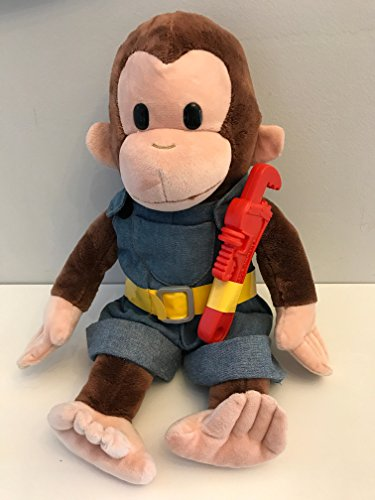 Curious George 15 Plush (Toy)