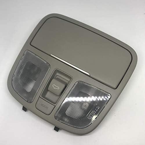 Automotiveapple 928102M000X6 オーバーヘッドコンソール サンルーフ マップランプ 2008 2011 ジェネシスクーペ用