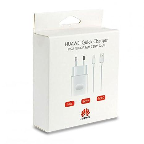 HUAWEI Cargador Original Cable Type-C para P9 P10 Plus Mate 9 10 ...