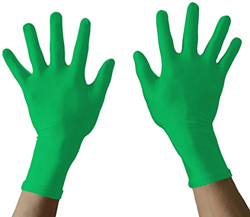 Seeksmile Adult Lycra Spandex Gloves Many Colors Available