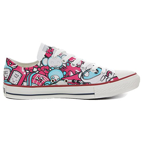 mys Converse All Star Customized - Zapatos Personalizados (Producto Artesano) Life