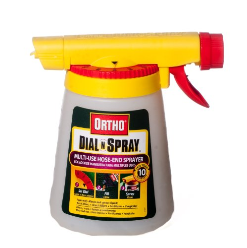 Ortho Dial-In-Spray Hose End