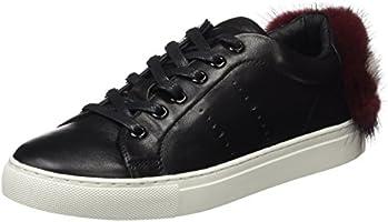 lola cruz, Zapatillas para Mujer, Negro (Black), 37 EU