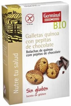 Germinal - Galletas de quinoa con pepitas de chocolate ...