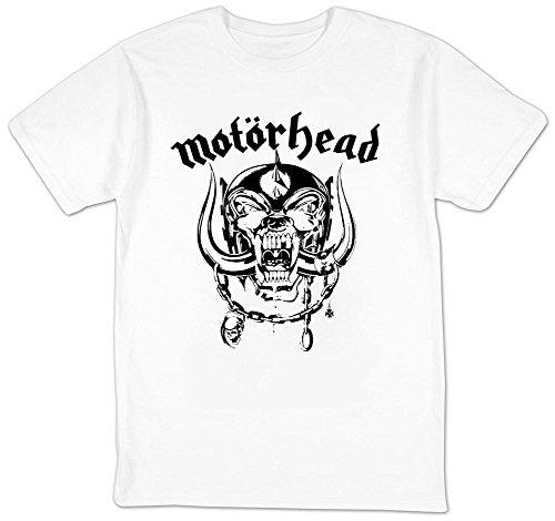 motorhead white - 9