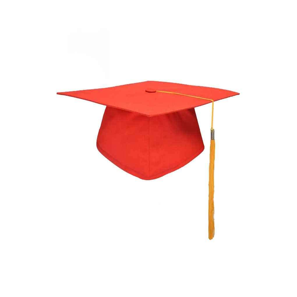 PRENKIN Cappello Accademico Dottore Formazione accademica Nappe cap Tocco accademico universit/à Laurea Master