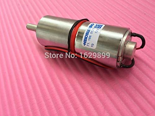 Yoton 1 piece hengoucn CD102 SM102 gear motor 71.186.5121 12V by Yoton (Image #3)