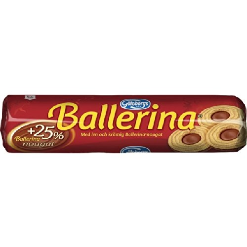 Goteborgs Ballerina Cookies (6.3 ounce)