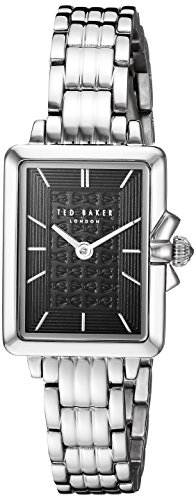 Ted Baker Women's 'TESS' Quartz Stainless Steel Casual Watch, Color Silver-Toned (Model: TE50271007)