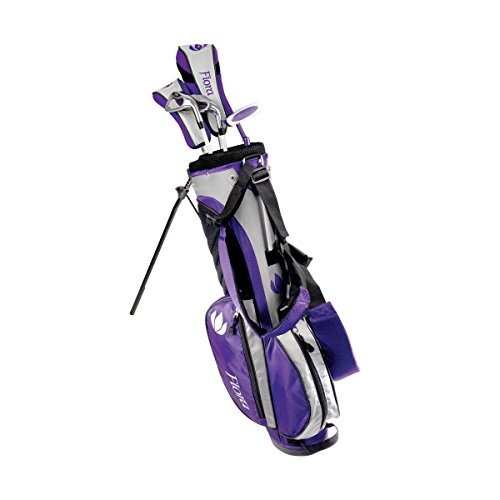 Intech Flora Junior Girls Golf Club Set (Right-Handed, Age 4 To - Canada Junior