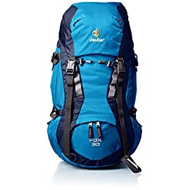 Deuter Fox 30 Kid's Hiking Backpack, Turquoise/Midnight